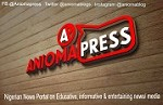 ANIOMA BLOGS AND PUBLISHING PRESS Icon