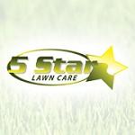 5 Star Lawn Care Icon