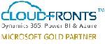 CloudFronts - Microsoft Dynamics 365 | CRM | ERP | Power BI | Azure Icon