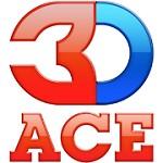 3D-Ace Icon