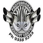 Professional Exhaust Icon