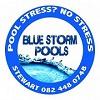 Blue Storm Pools Icon