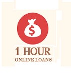 1 Hour Online Loans Icon