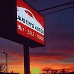 Austin's Autos Icon