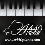 A440 Pianos Icon