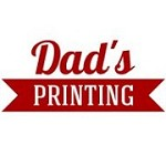 Dads Printing Icon