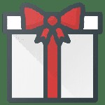 Gifts For People Who Icon
