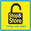 Stop and Store Icon