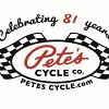 Pete's Cycle Co. Icon