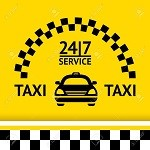 Airport Royal Cab Icon