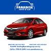 Paradise Rent a car Icon