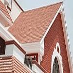 Concrete roof tiles Icon