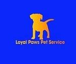 Loyal Paws Pet Service Icon