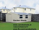 Cands Sheds - Garden Sheds Ireland Icon