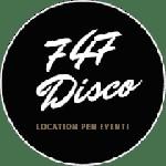 747 Disco Icon