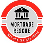 Mortgage Rescue - Urgent Home Loan Refinancing, Financial Assistance, Arrears Help Icon