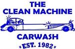 The Clean Machine Carwash Icon