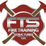 Fire Training Structures Icon