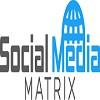 Social Media Matrix - First class service Icon