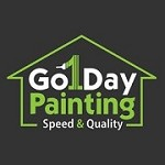 Go 1 Day Painting Icon