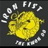 Iron Fist Martial Arts Icon