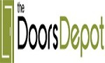 Modern Entrance and Front Doors Icon