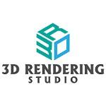 3D Rendering Studio Icon