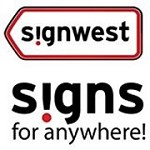Sign West Icon