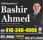 ( Mubasher) Bashir Ahmed – Realtor Icon