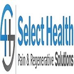 Select Health Pain and Regenerative Solutions Icon