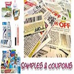 Samples & Coupons Icon
