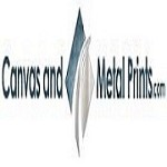 Canvas and Metal Prints Icon