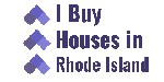 I Buy Houses in Rhode Island Icon