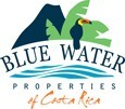 Blue Water Properties of Costa Rica Icon