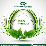 Cosmos Eco Friends | Biodegradable Plates | Biodegradable Cups Icon