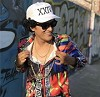 Bruno Mars Look Alike Icon