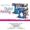 Digital Color Printing Icon
