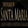 The Village of Santa Maria Icon