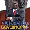Marvin Pickering for Governor Icon