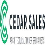 Cedar Sales Icon