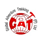Global Adventure Trekking Icon