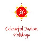 Colourful Indian Holidays Icon