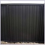 Aluminum fence panels Icon