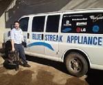 Blue Streak Appliance Icon