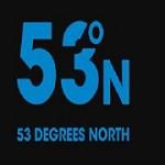53 Degrees North Icon