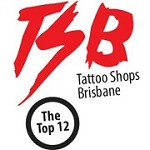 Tattoo Shops Brisbane Icon
