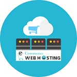 Web Hosting Ecommerce Icon
