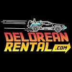 Delorean Rental Icon