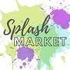Splash Market Icon