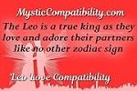 Leo Compatibility Icon